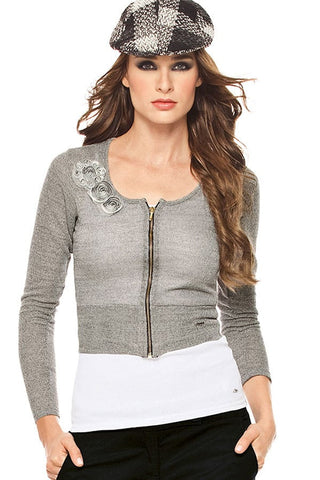 Fiory Grey Orinana Top