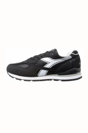 Diadora Black/White N-92 Skate Shoe