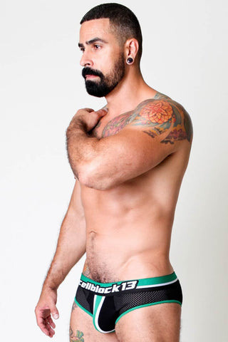 Cellblock 13 Green Enforcer Brief