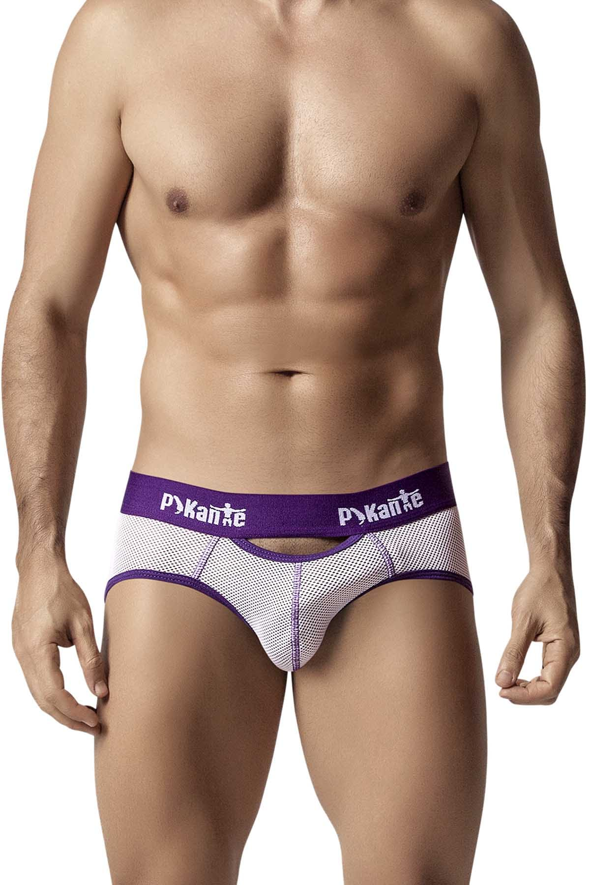 Pikante Grape Naboo Brief
