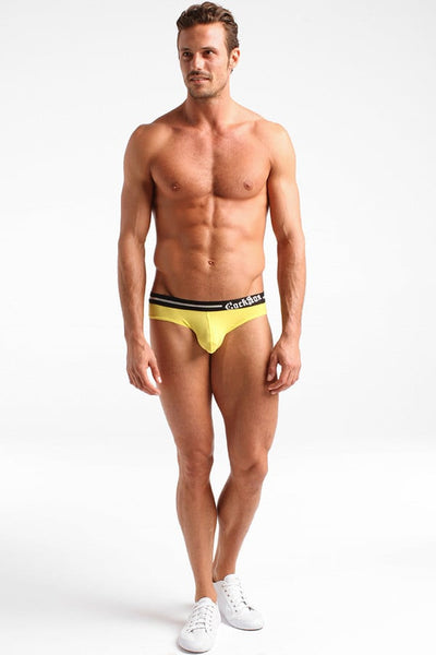 Cocksox Yellow Waistband Brief