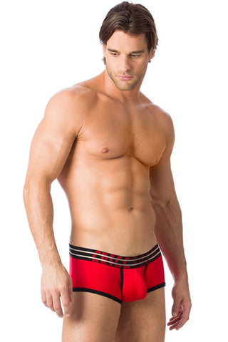 Gregg Homme Red Charged Boxer Brief