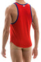 Modus Vivendi Red Flash Colored Tanktop