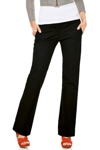Fiory Black Amatista Trouser