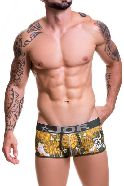 Jor Havana-Printed Boxer-Trunk - CheapUndies.com