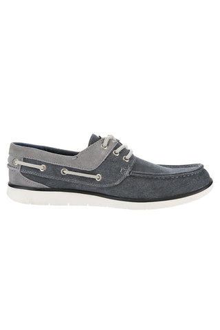 GBX Navy Boat Shoe