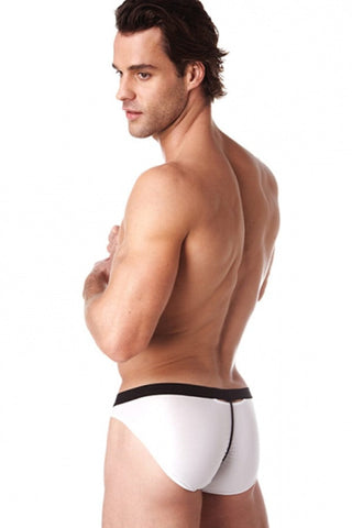 Gregg Homme White Perfekbum Brief