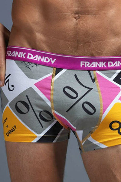 Frank Dandy Positive Numbers Trunk