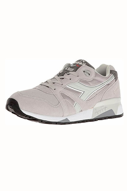 Diadora Paloma Grey/Alaska Grey N9000 NYL II Athletic Shoe - CheapUndies.com