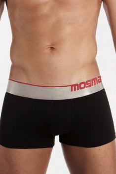 Mosmann Black & Silver Trunk
