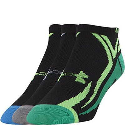 Under Armour Men's Phantom III No Show Socks - CheapUndies.com