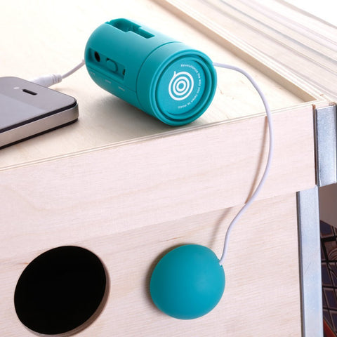 Aqua X-Vibe Vibration Resonance Speaker