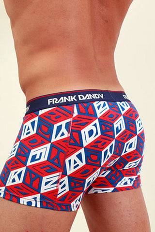 Frank Dandy Red Cube Boxer