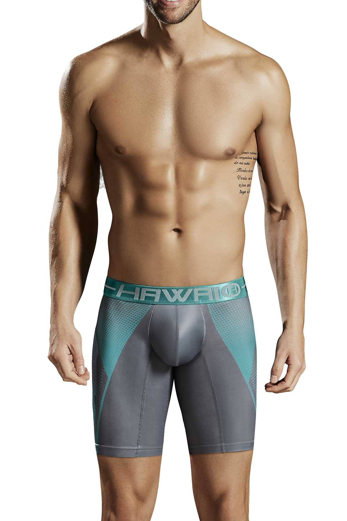 Hawai Grey 41701 Boxer Brief