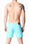 Timoteo Powder Blue Daytona Short