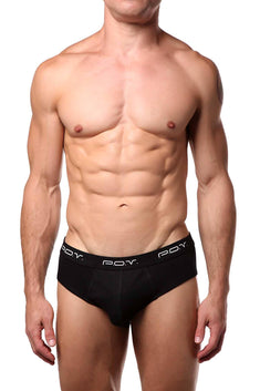 P.O.V. Black Brief