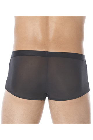 Gregg Homme Black/Lime Fake-it Boxer Brief