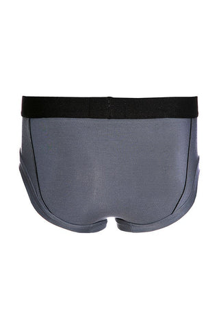 James Tudor Grey Athletic Brief
