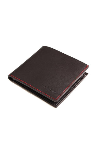 Something Strong Charcoal Slim Wallet