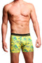 Ken Wroy Yellow Sportstar Boxer Brief