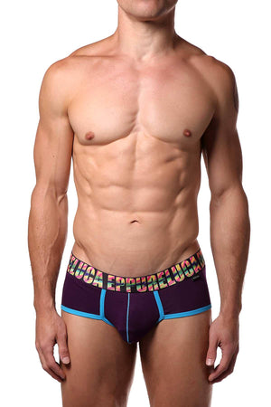EppureLuca Porpora-Purple Pietro Brief