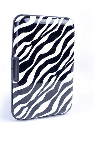 Card Guard Zebra Card Case