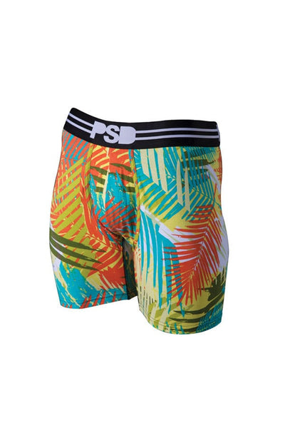 PSD Championship Floral Boxer Brief
