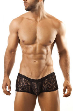 Joe Snyder Black Lace Boxer