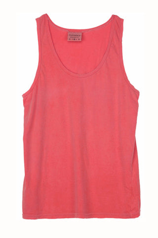 Rxmance Faded Red Tank Top