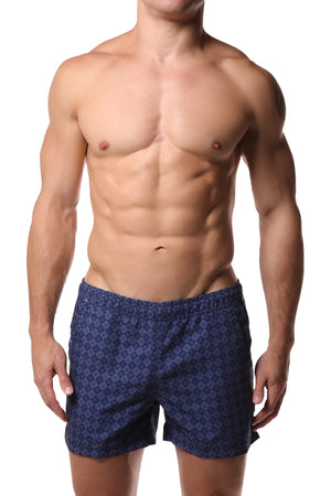 Datch Navy HD Swim Short