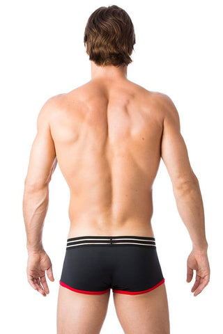 Gregg Homme Black Charged Boxer Briefs
