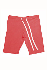 Rxmance Unisex Faded Red Sweat Short w/ Pocket