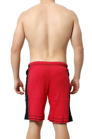 Jocko Red Lounge Short