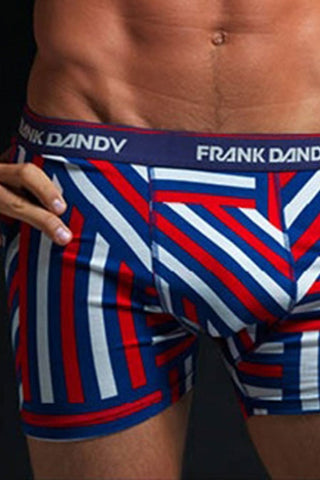 Frank Dandy Blue Angle Flag Boxer