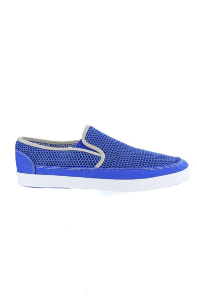 GBX Royal Blue Mesh Loafers