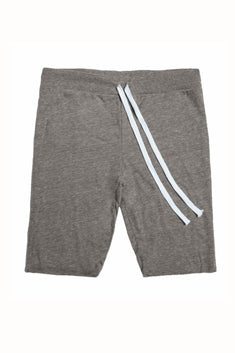 Rxmance Heather Grey Double Layer Rec Short