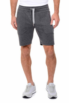 2(X)IST Charcoal Modern Sport Interlocking Short