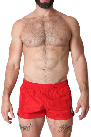CellBlock 13 Red Street Walker Surf Short