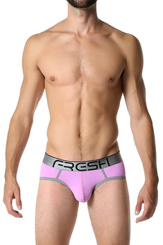 CheapUndies Fresh Purple Brief