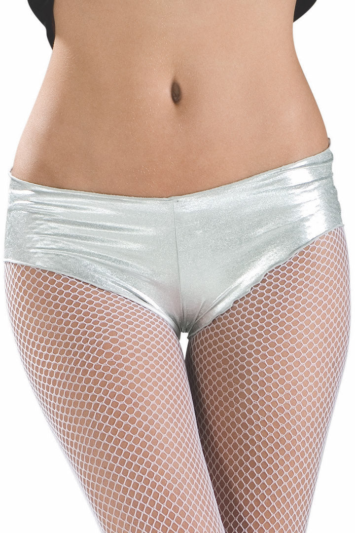 Rubies Costume Silver Secret Wishes Sexy Hot Pant