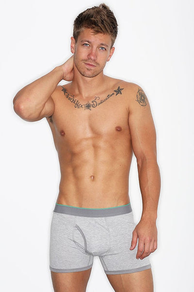 Bottoms Out Grey Boxer Brief