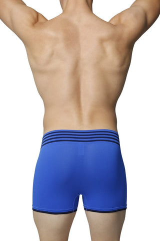 Knocker Royal Blue Logo Seamless Trunk