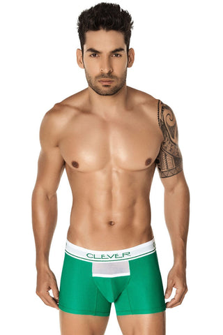 Green Foxtros Boxer Brief