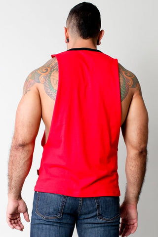 Cellblock 13 Red Submission Butcher Tank