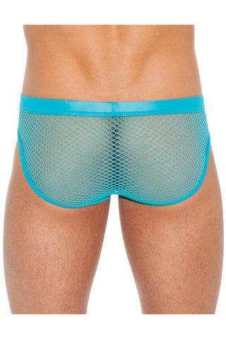 Gregg Homme Aqua Pewter Beyond Doubt Brief