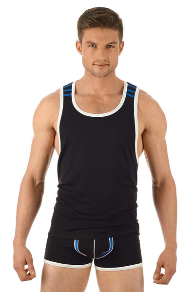 Gregg Homme Black Hip-Notic Tank