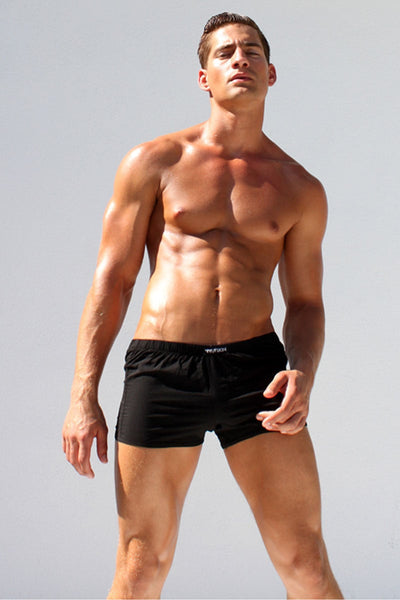 Rufskin Black Sawyer Boxer