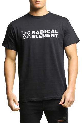 Radical Element Black Loy Tee