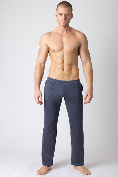 Timoteo Grey Comfort Pants