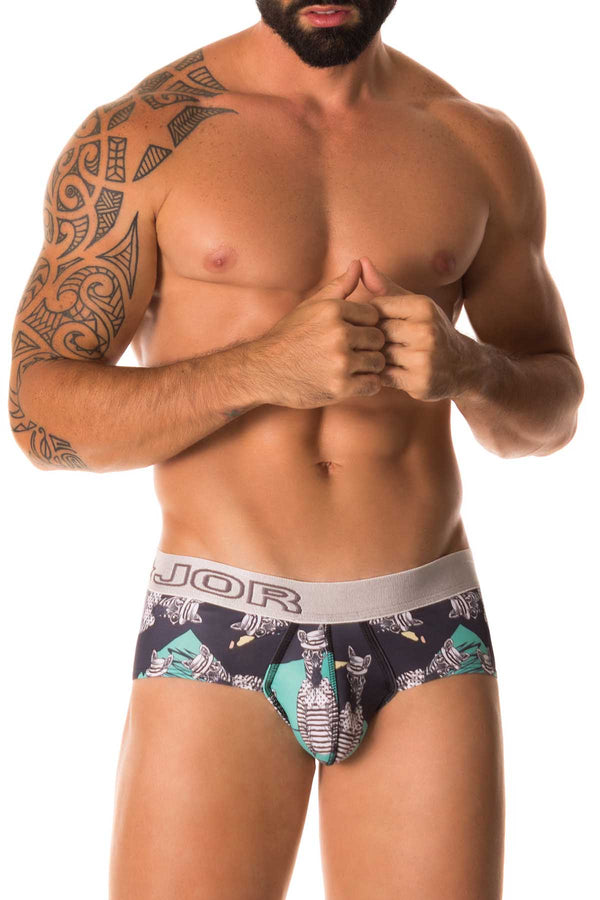 Jor Zebra Brief - CheapUndies.com